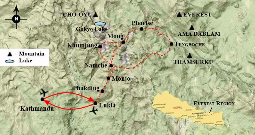 Tengboche Trekking