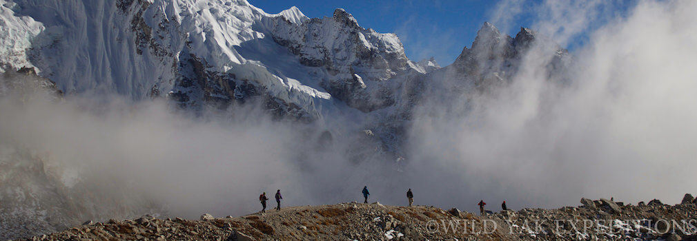 GOKYO via EVEREST BASE CAMP