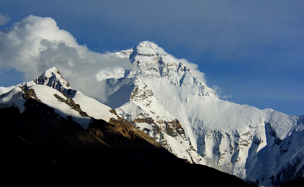 EVEREST Nord Expedition