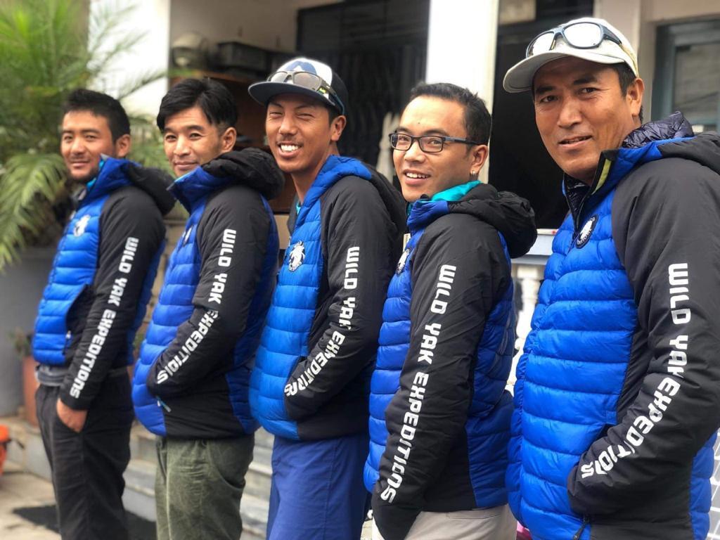 wild yak team